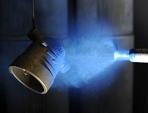 Verniciatura a polvere per molle in acciaio