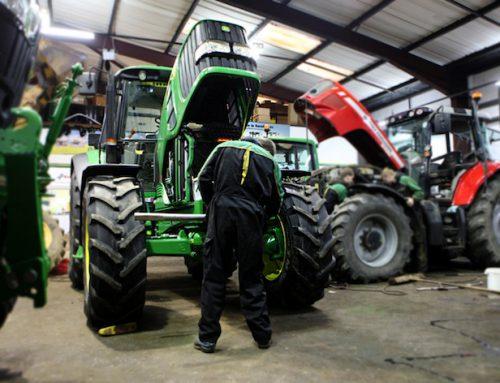 Immatricolazione e revisione delle macchine agricole