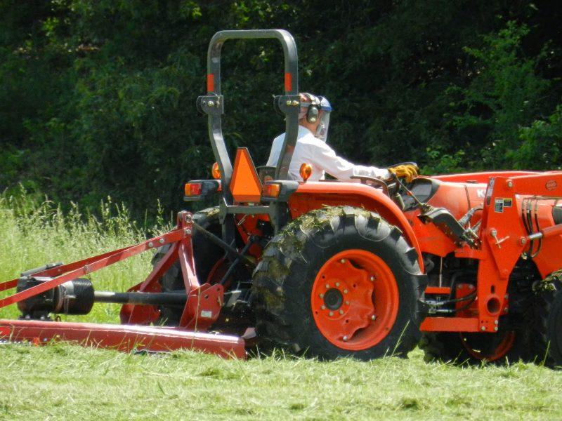 dispositivi di protezione individuale per macchine agricole