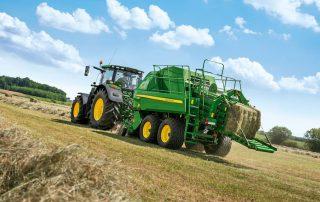 il mercato europeo delle macchine agricole