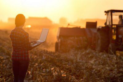 precision farming: l'agricoltura del futuro