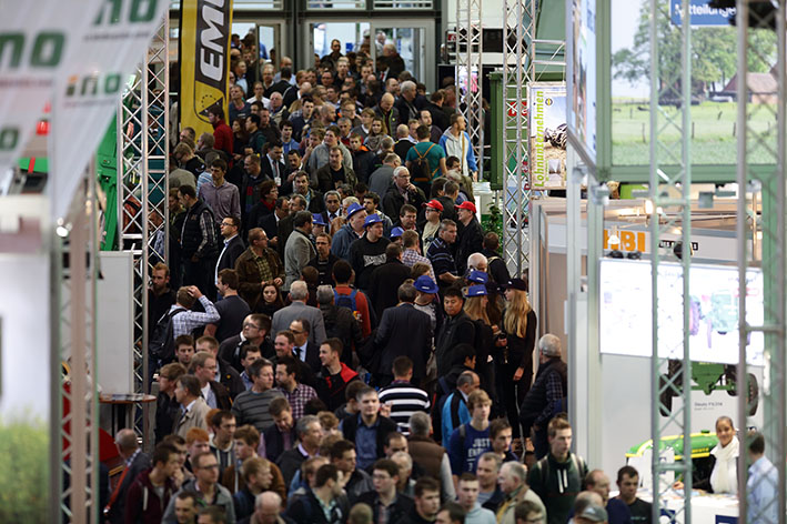 Agritechnica 2017: il digitale va in scena
