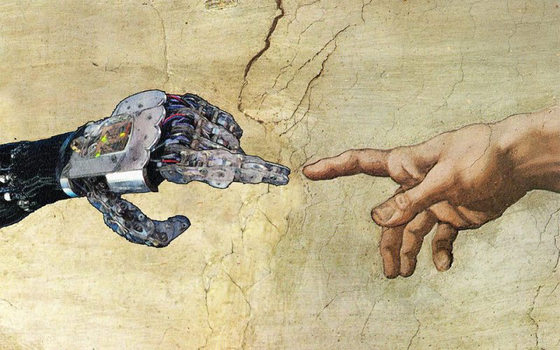 robot nell'agricoltura