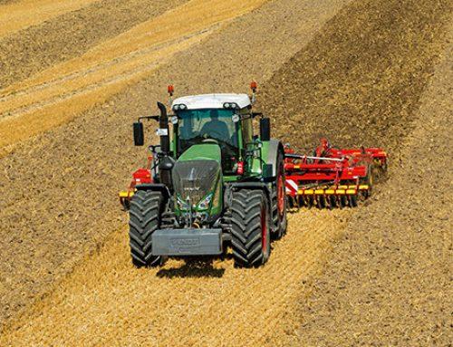L'agricoltura è 4.0 con i trattori a guida satellitare